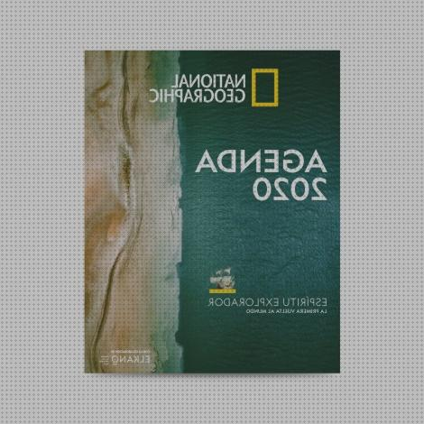 Todo sobre 2020 agenda national geographic 2020