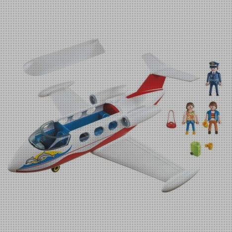 Review de playmobil avion