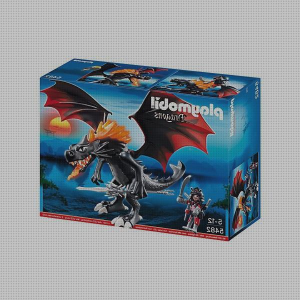 Review de playmobil playmobil dragons