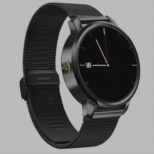 Review de smartwatch compatible con iphone