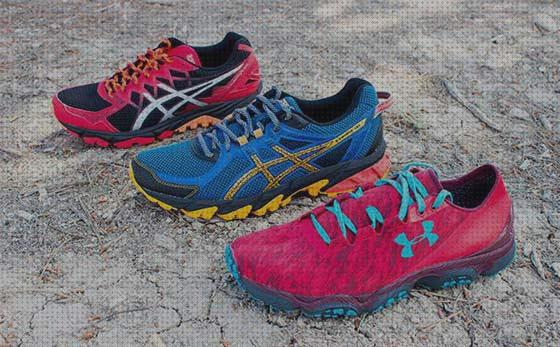 Review de zapatillas trail