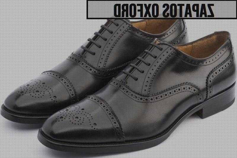 Review de zapatos oxford