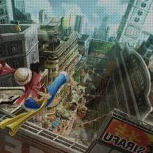 Los 10 Mejores One Piece World Seeker