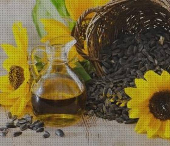 TOP 10 Aceites De Girasoles