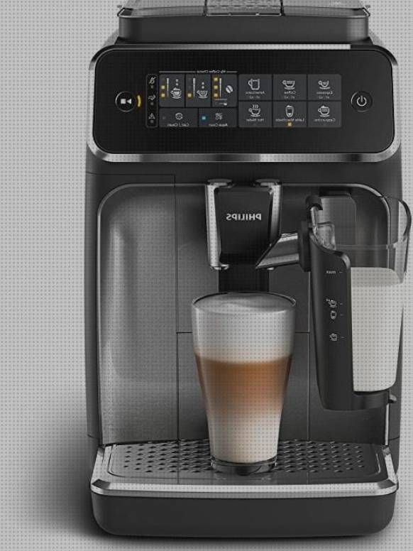 TOP 7 cafetera philips
