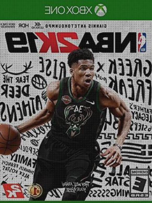 10 Mejores Nba 2k19 Xbox One