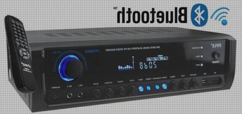 TOP 11 bluetooth amplificador del mundo