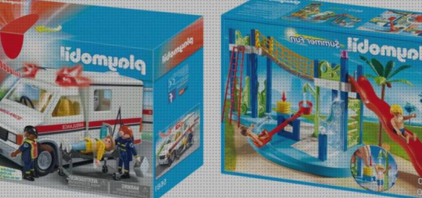Análisis de 10 Playmobil Black Friday