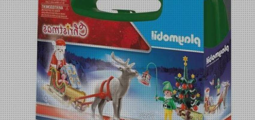 10 Mejores playmobil christmas